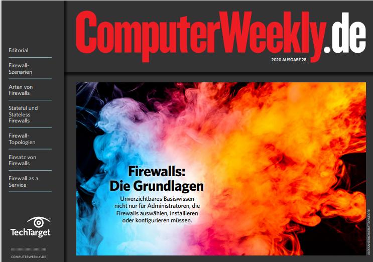 Firewalls:Die Grundlagen