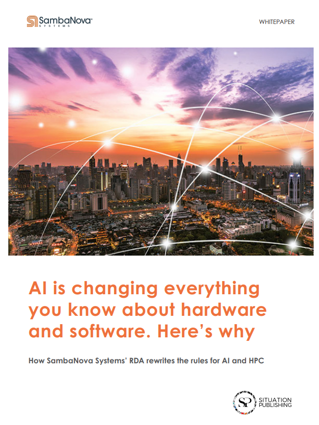 KI verändert alles, was Sie über Hardware und Software wissen. Das ist der Grund