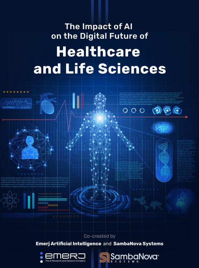 Der Einfluss von KI auf die digitale Zukunft des Gesundheitswesens und der Biowissenschaften