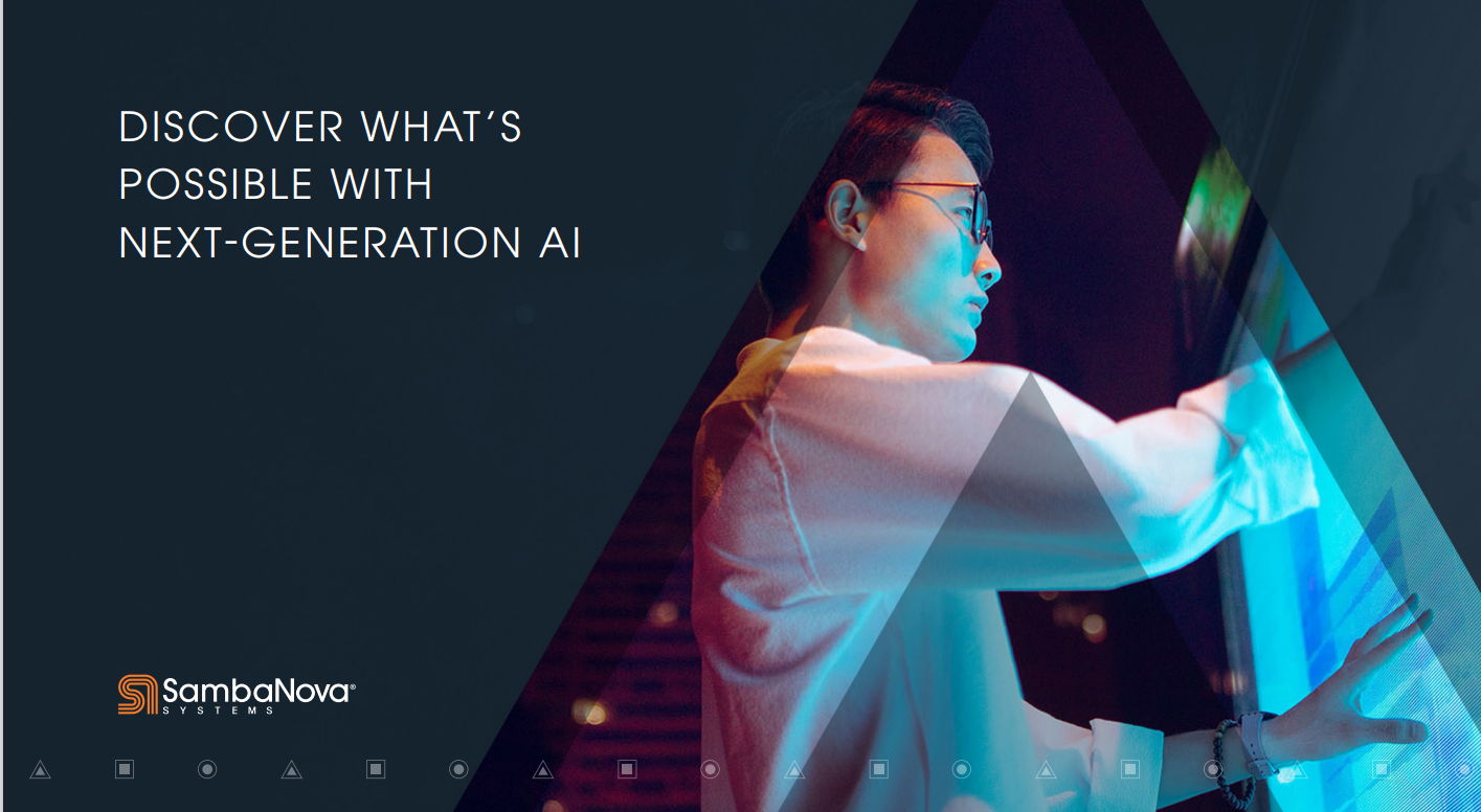 Entdecken Sie, was mit der KI der nächsten Generation möglich ist.